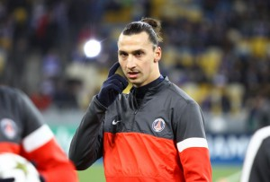 Zlatan i Paris Saint-Germain